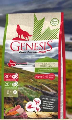 Genesis Pure Canada Green Highland