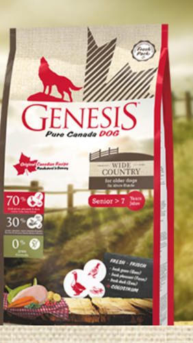 Genesis Pure Canada Wide Country